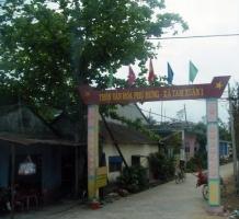 Món ngon ở làng nghề bánh tráng Thôn Phú Hưng, Núi Thành, Quảng Nam