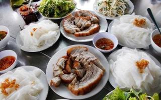 địa điểm bán bánh ướt ngon nhất ở Huế