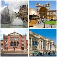 Top 10 Bảo tàng nghệ thuật lớn nhất thế giới