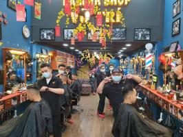 Địa chỉ đào tạo barber chuyên nghiệp nhất TP. HCM
