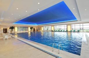 Bể bơi trong nhà nên đến nhất ở Hà Nội