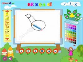 Phần mềm tốt nhất cho trẻ mẫu giáo
