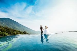địa diểm chụp ảnh cưới đẹp và lãng mạn nhất tại Vĩnh Phúc