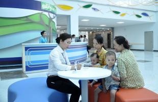 Bệnh viện tốt nhất cho trẻ em ở Việt Nam