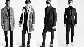 Bí kíp ăn mặc giúp các chàng trai cao hơn so với thực tế