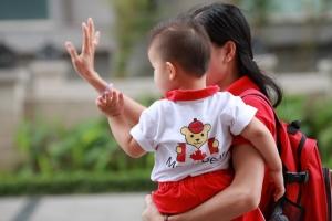 Bí quyết giúp trẻ mới vào sớm thích nghi với trường, lớp mầm non