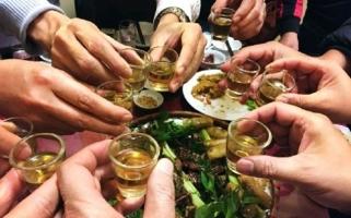 Bí quyết uống rượu bia không say, lâu say, giảm tác hại