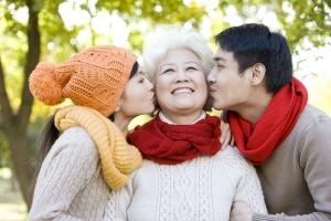 Bí quyết lấy lòng mẹ chồng