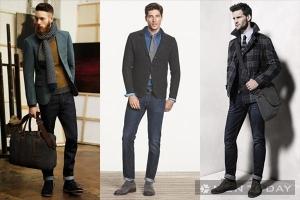 Bí quyết tạo phong cách ăn mặc đẹp nhất cho nam giới