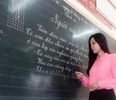 Biện pháp rèn chữ viết cho học sinh tiểu học hiệu quả nhất