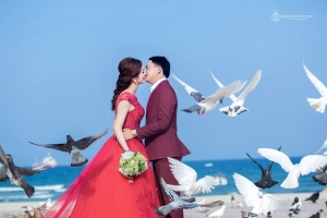 Studio chụp ảnh cưới đẹp nhất tại Tiền Giang