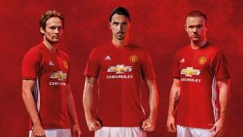 Mẫu áo bóng đá nổi tiếng trên thế giới mùa giải 2016 - 2017