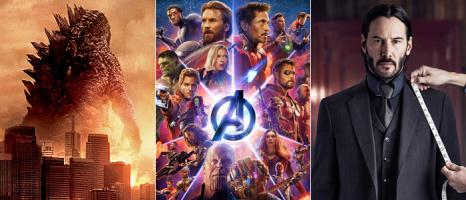 Top 9 Bộ phim chiếu rạp hay tháng 4/2019 cập nhật mới nhất