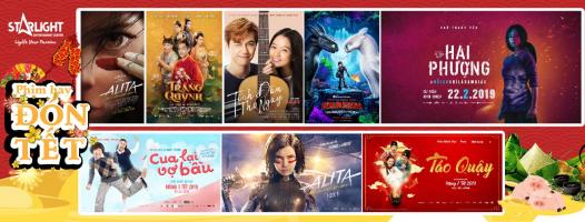 Bộ phim chiếu rạp hot nhất dịp Tết âm lịch 2019