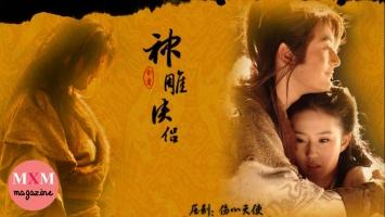 Bộ phim kiếm hiệp hay nhất chuyển thể từ tiểu thuyết Kim Dung