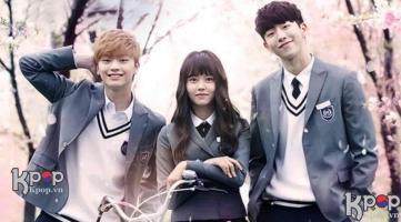 Bộ phim tình yêu tuổi học trò Hàn Quốc hay nhất