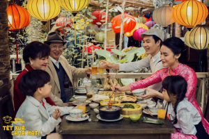 Nhà hàng đặt tiệc Tất niên tại quận Cầu Giấy cho dân văn phòng Hà Nội