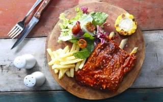 Nhà hàng món Âu Mỹ chất lượng ở Quận 3, TP. Hồ Chí Minh