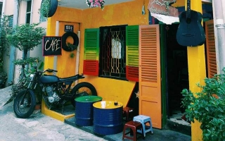 Quán Cafe đẹp cho gia đình và cặp đôi ở Vũng Tàu