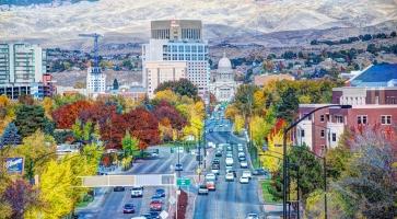 Vùng đất đẹp nhất nước Mỹ bạn có thể định cư sau khi nghỉ hưu