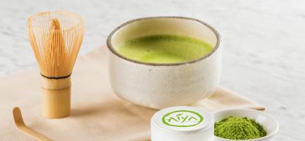 Bột matcha trà xanh chất lượng nhất hiện nay