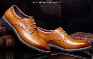 địa chỉ mua giày tây nam đẹp chất lượng nhất TP. HCM,