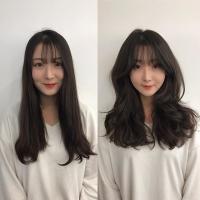 Kiểu tóc đẹp before/after mà khi xem xong bạn chỉ muốn đi làm tóc ngay