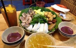 Địa điểm ăn uống ngon nhất trên đường Tô Hiến Thành, Q.10, TPHCM