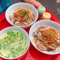 Quán bánh đa trộn, miến trộn ngon tại Hà Nội