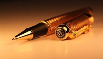 Thương hiệu bút ký dành cho giới doanh nhân