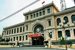 Kiến trúc nổi bật nhất do Pháp xây dựng tại TP. Hồ Chí Minh