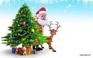 Ca khúc Giáng sinh (Noel) được tải nhiều nhất mọi thời đại