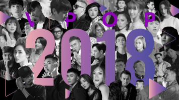Ca sĩ trẻ nổi bật nhất Vpop trong năm 2018