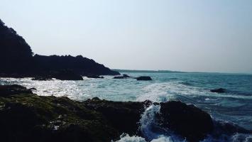 Bãi biển đẹp của vùng đất cố đô Huế