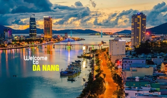 Cây cầu độc đáo của thành phố trẻ Đà Nẵng