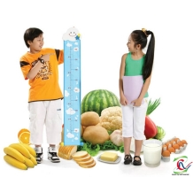 Thực phẩm giúp phát triển chiều cao