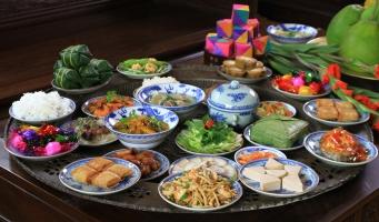 Món ăn truyền thống trong ngày Tết cổ truyền Việt Nam không thể thiếu