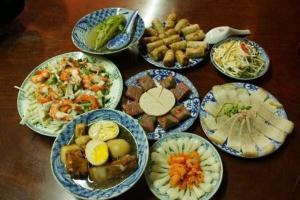 Món ăn không thể thiếu trong ngày Tết của miền Trung