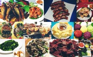 Nhà hàng và quán ăn ngon không thể bỏ qua khi đến Mộc Châu
