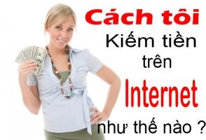 Trang web kiếm tiền online hiệu quả nhất