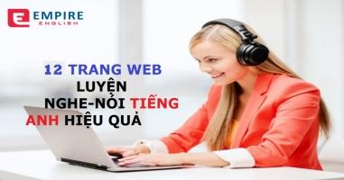 Trang web luyện nghe tiếng Anh online miễn phí hiệu quả nhất