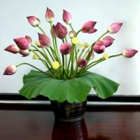 Cách cắm hoa đơn giản nhất