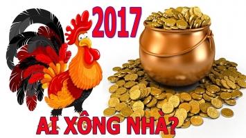 Cách chọn tuổi xông nhà, xông đất phù hợp nhất Tết Đinh Dậu năm 2017