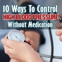 Cách để kiểm soát huyết áp cao mà không cần dùng thuốc