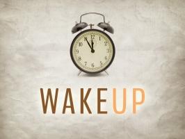 Cách để thức dậy sớm vào buổi sáng