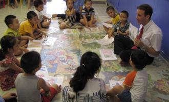 Cách giúp trẻ em mẫu giáo nhớ từ vựng tiếng Anh tốt hơn