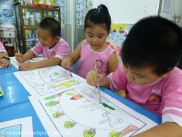 Cách giúp trẻ học bài nhanh, nhớ lâu hơn