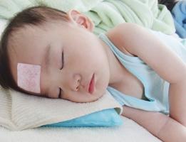 Cách hạ sốt tốt nhất cho bé cha mẹ nên áp dụng