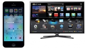 Cách kết nối điện thoại iPhone với Tivi nhanh nhất