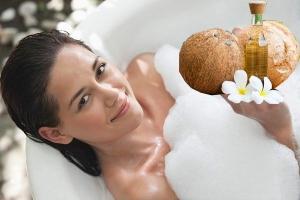 Cách làm đẹp tóc với dầu dừa hiệu quả nhất